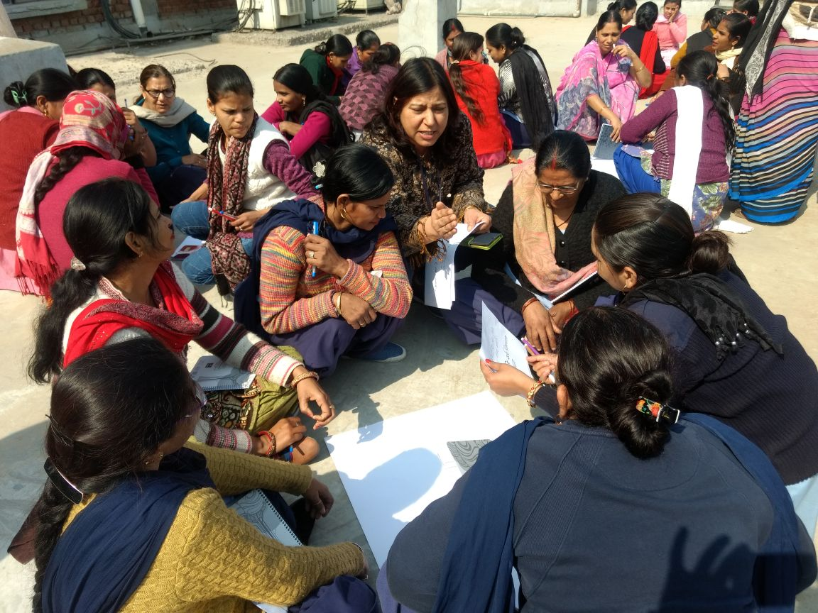 Scaling P.A.C.E. To Women In Our Supplier Factories