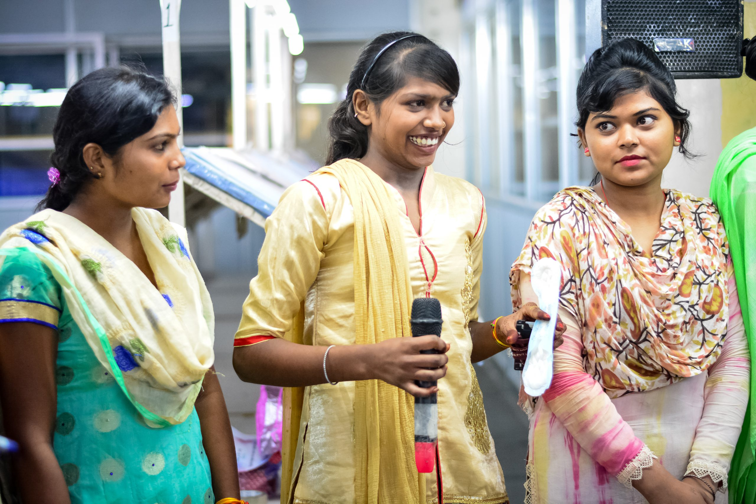 By Women, For Women: How We Co-created A Menstrual Hygiene Management Program With Our Female Workforce